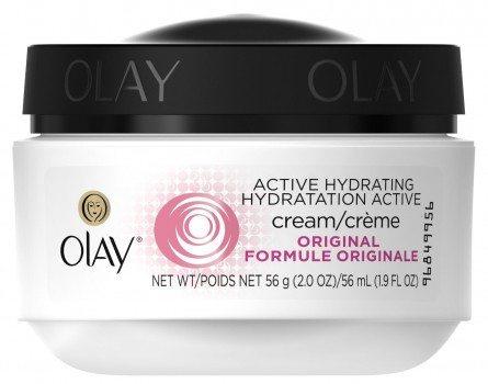 Olay Active Hydrating Cream Original Facial Moisturizer, 2 oz. Deal