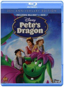 Pete's Dragon (35th Anniversary Edition) [Blu-ray + DVD] Deal