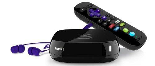 Roku 3 Streaming Media Player Deal