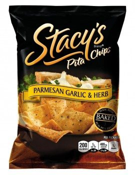 Stacy's Pita Chips, Parmesan Garlic & Herb, 1.5-Ounce Bags (Pack of 24) Deal