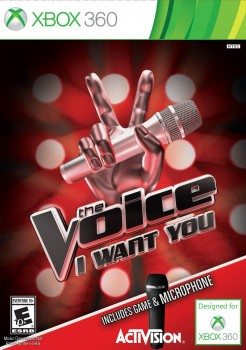 The Voice Bundle with Microphone - Xbox 360 Deal