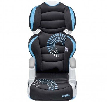 Evenflo Big Kid AMP Booster Car Seat, Sprocket Deal