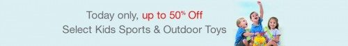Kids Sports and Outdoor Toys Deal