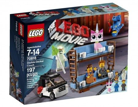 LEGO Movie Double-Decker Couch Deal