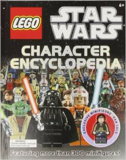 LEGO Star Wars Character Encyclopedia Deal