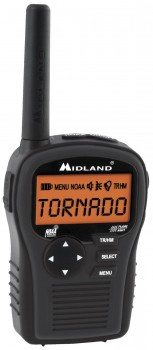 Midland HH54VP Portable Emergency Weather Radio