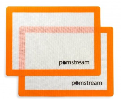 Baking Mats, PomStream 2PK Silicone Baking Mat 16.5x11.6 Deal