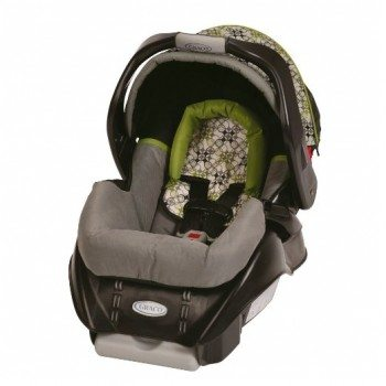Graco SnugRide Classic Connect Infant Car Seat, Surrey Deal