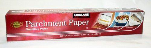 Kirkland Signature Non Stick Parchment Paper 205 sq. ft. Deal