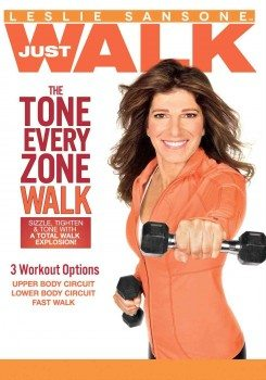 Leslie Sansone The Tone Every Zone Walk Deal