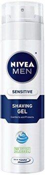 NIVEA Men Sensitive Shaving Gel, 7 Ounce Deal