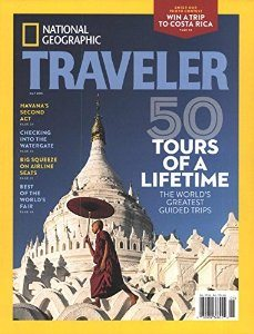 National Geographic Traveler Deal