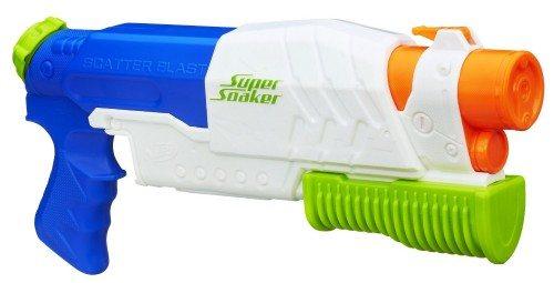 Nerf Super Soaker Scatterblast Blaster Deal