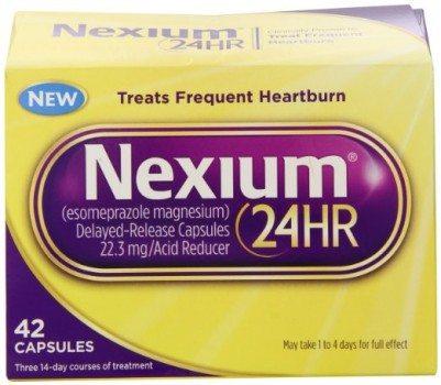 Nexium 24HR Capsules, 42 Count Deal