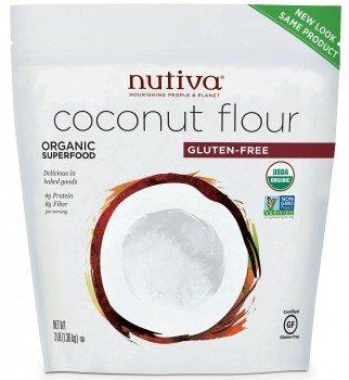 Nutiva Organic Coconut Flour, 3 lb. Deal