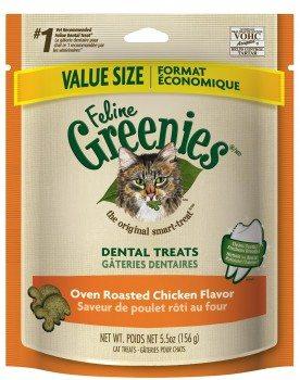 Feline Greenies Dental Treats For Cats Deal