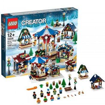 LEGO Creator Expert 10235 Winter Village Market Deal