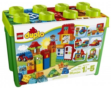 LEGO DUPLO My First Deluxe Box of Fun 10580 Building Toy Deal