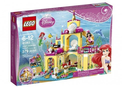 LEGO Disney Princess Ariel's Undersea Palace Deal