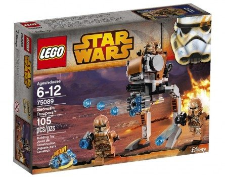 LEGO Star Wars Geonosis Troopers Deal