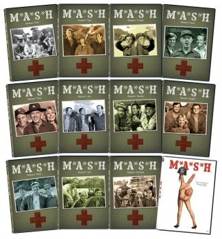M A S H The Complete Series plus Movie Deal