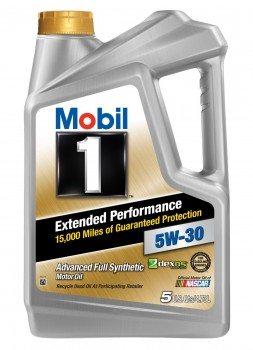 Mobil 1 (120846) Extended Performance 5W-30 Motor Oil - 5 Quart Deal