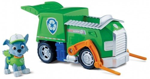 Nickelodeon, Paw Patrol - Rocky's Recycling Truck Deal