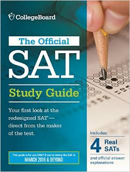 Official SAT Study Guide (2016 Edition) (Official Study Guide for the New Sat) Deal