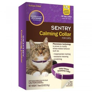 Sentry Calming Collar for Cats Deal
