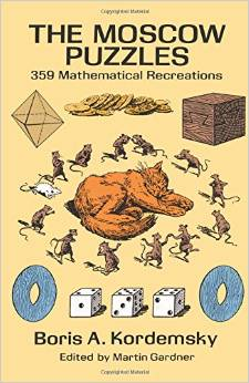 The Moscow Puzzles 359 Mathematical Recreations (Dover Recreational Math) Deal