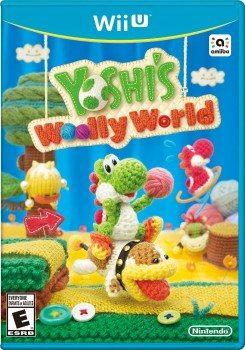 Yoshi Woolly World - Wii U Deal