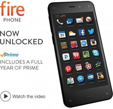 Amazon Fire Phone, 32GB Deal