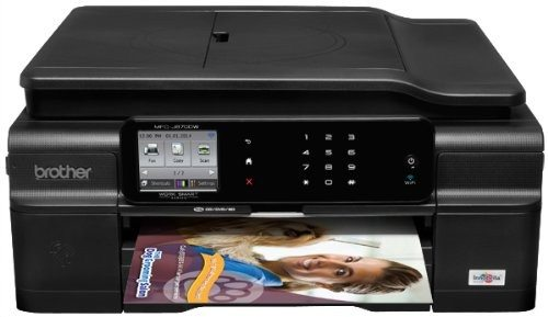 Brother MFC-J870DW Wireless Color Inkjet Printer with Scanner, Copier and Fax Deal