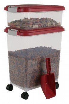 IRIS USA, Inc. Airtight Pet Food Container Combo Kit Deal