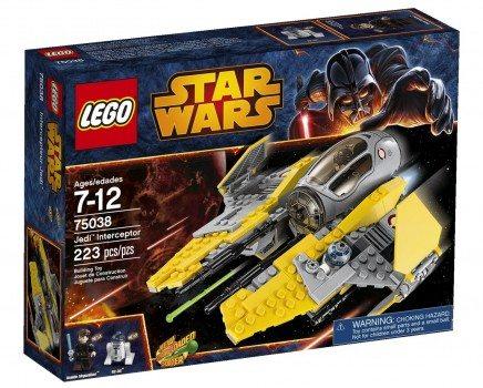 LEGO Star Wars 75038 Jedi Interceptor Deal