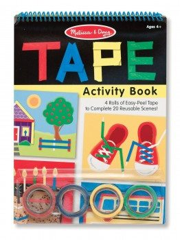 Melissa & Doug Tape Activity Book Deal