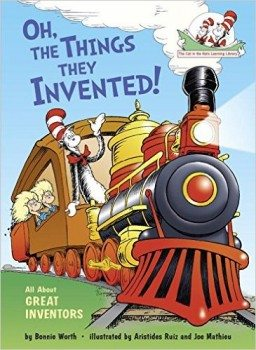 Oh, the Things They Invented! All About Great Inventors (Cat in the Hat's Learning Library) Deal