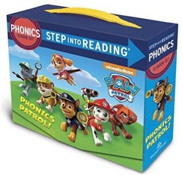 Paw Patrol Phonics Box Set Deal
