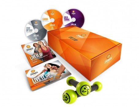 Select Zumba Fitness DVDs Deal