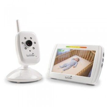 Summer Infant In View Digital Color Video Baby Monitor Deal
