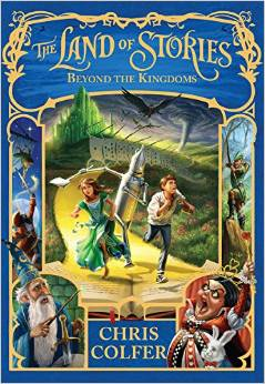 The Land of Stories Beyond the Kingdoms Deal