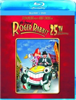 Who Framed Roger Rabbit 25th Anniversary Edition (Two-Disc Blu-ray DVD Combo in Blu-ray Packaging) Deal
