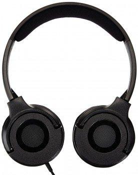 AmazonBasics On-Ear Headphones - Black Deal
