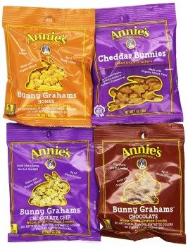 Annie's Homegrowns Variety Snack Pack, 36 Packs, 2 lbs 4 ounce Net Wt Deal