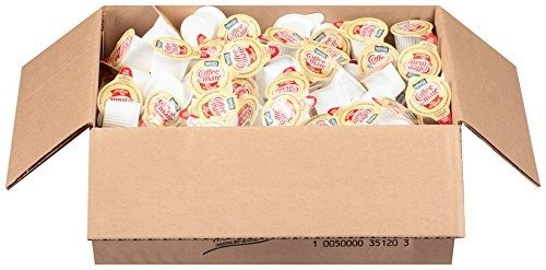 Coffee-mate Coffee Creamer, Original Liquid Singles, 0.375-Ounce Creamers (Pack of 180) Deal