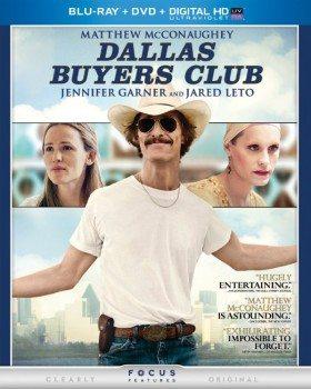 Dallas Buyers Club (Blu-ray + DVD + Digital HD with UltraViolet) Deal