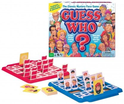 Guess Who Board Game Deal