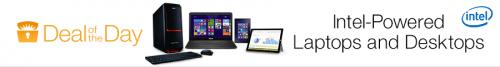 Intel-Powered Laptops and Desktops Deal
