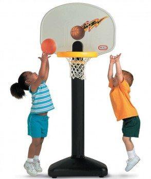 Little Tikes Adjust 'N Jam Basketball Set Deal