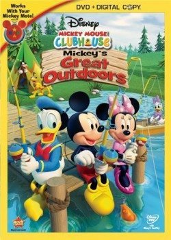 Mickey Mouse Clubhouse Mickey's Great Outdoors ( Digital Copy) Deal